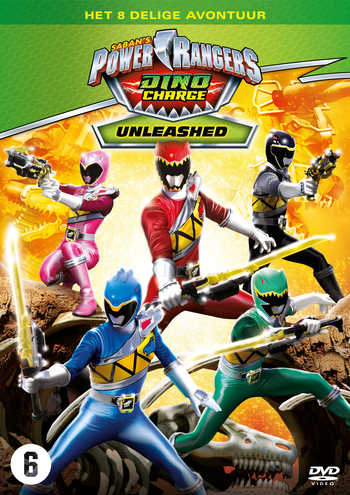 Power Rangers Dino Charge – Volume 2