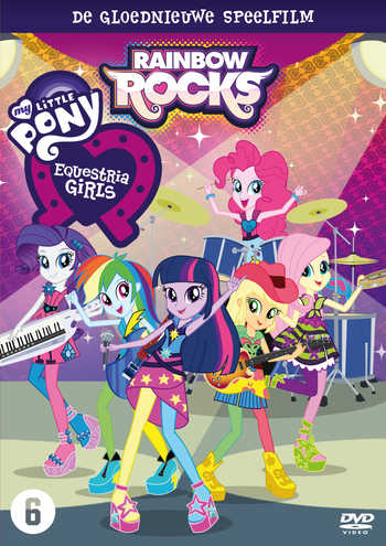My Little Pony Equestria Girls 2: Rainbow Rocks