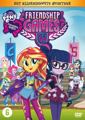 Equestria Girls 3: Friendship Games