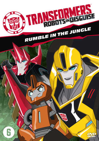 Transformers Robots in Disguise – Volume 2